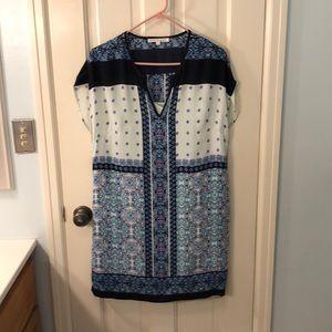 Daniel Rainn Sheath dress with slip liner
